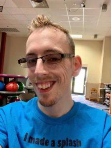 Selfie of Jeffrey VanDyke